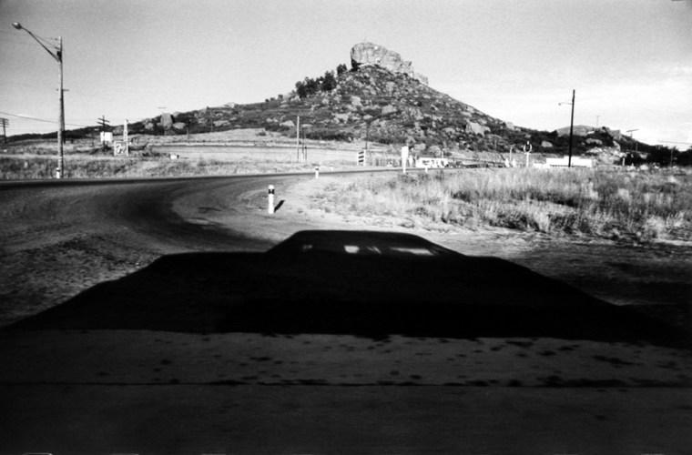Castle Rock, Colorado, 1960, gelatin-silver print