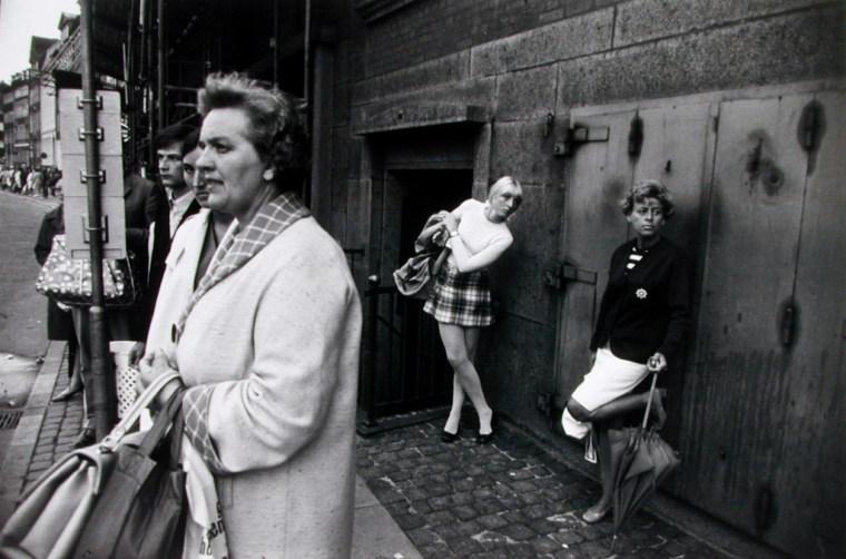 London, 1967, gelatin-silver print