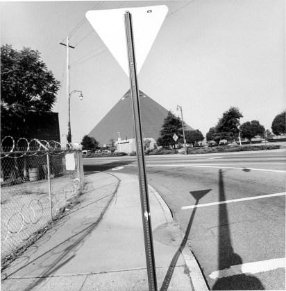 Memphis, 2003, gelatin-silver print