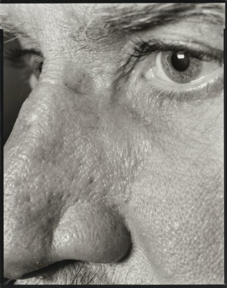 Self (02), Brookline, 2008, gelatin-silver contact print