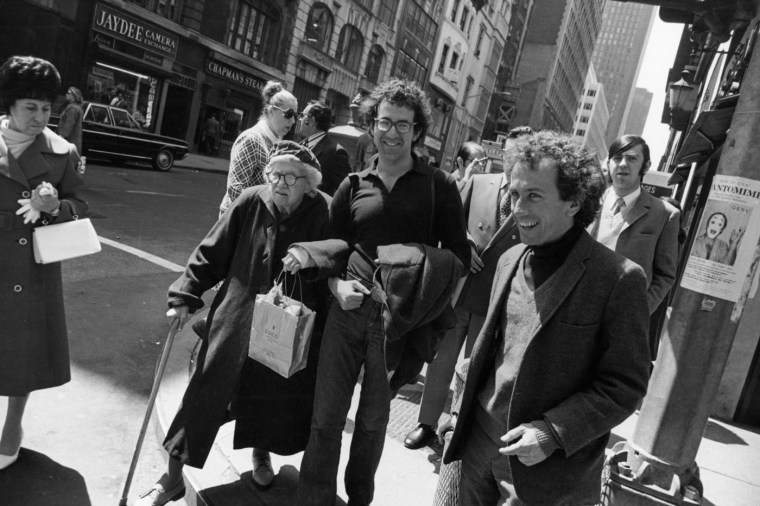 New York City , 1973, gelatin-silver print