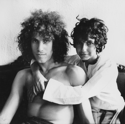 Couples for New York Scenes, Michael Fajans and Sheila Raj, 1969