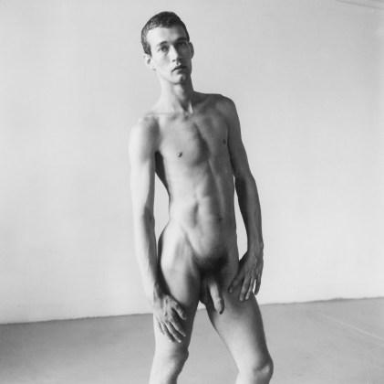 Bruce de Sainte Croix, 1976