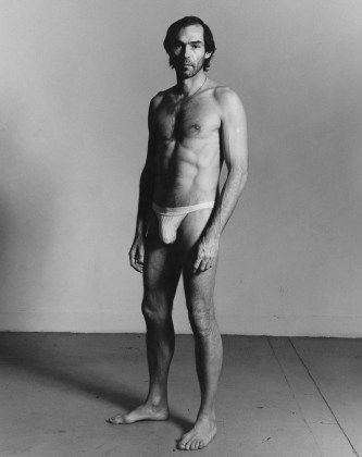 Self-Portrait Standing, 1980