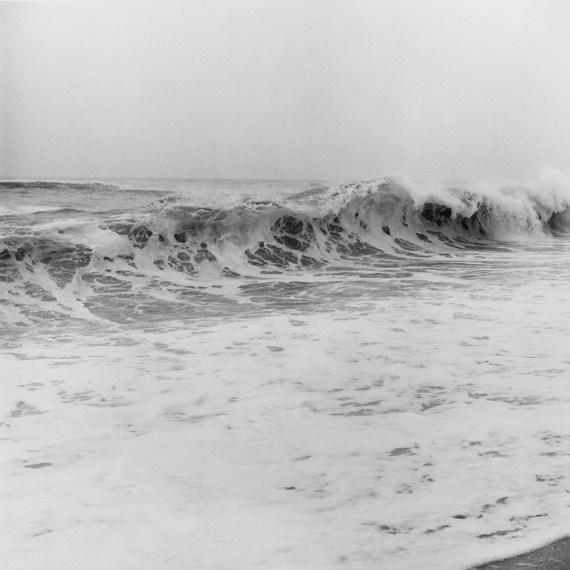 Wave, Jones Beach (I), 1979, gelatin-silver print