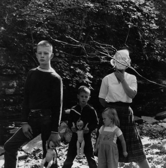 Untitled, 1962, gelatin-silver print