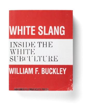 David M. Stein, White Slang, 2008