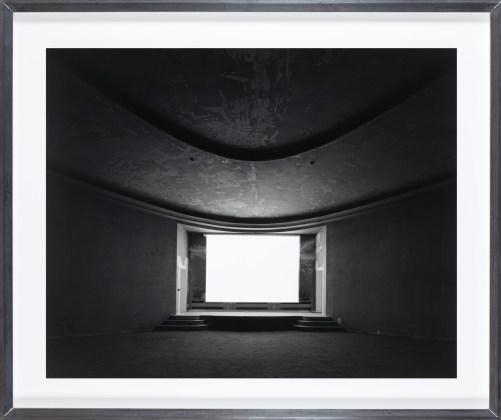 Hiroshi Sugimoto, Palais de Tokyo, Paris, 2014