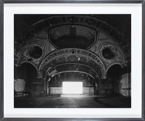 Hiroshi Sugimoto, Michigan Theater, Detroit, 2015