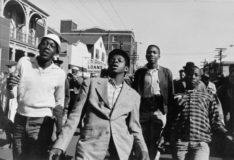 Second Liners, 1958, gelatin-silver print