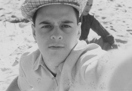 Ralph Eugene Meatyard, Self-Portrait [snapshot], ca. 1950