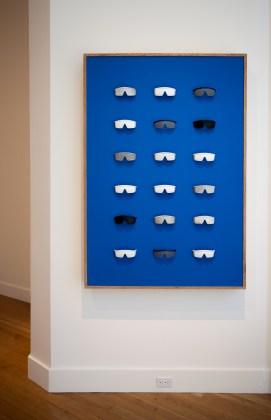 Chris Kallmyer, Listening Glasses, 2016