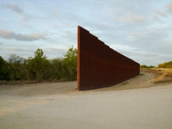 Wall, Brownsville, Texas, 2015