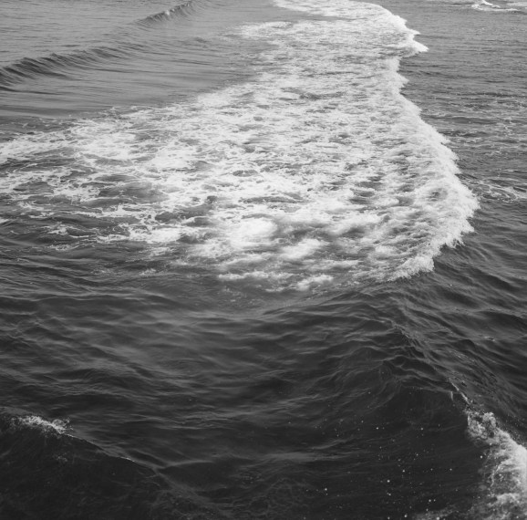 Surface of the Sea, Sperlonga, 1963, gelatin-silver print