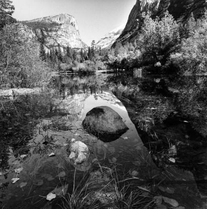 Yosemite, 2004, gelatin-silver print