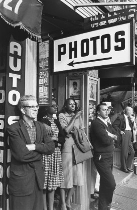 Lee Friedlander, Newark, New Jersey , 1962