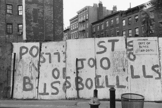 Lee Friedlander, New York City, 1986