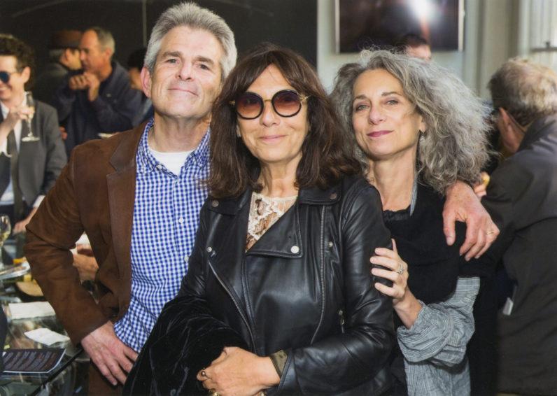 Jeffrey Fraenkel, Sophie Calle, and Frish Brandt