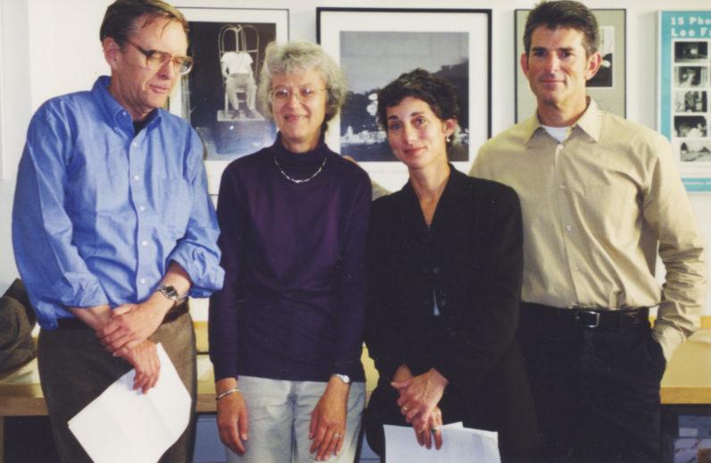 Robert Adams, Kerstin Adams, Frish Brandt and Jeffrey Fraenkel