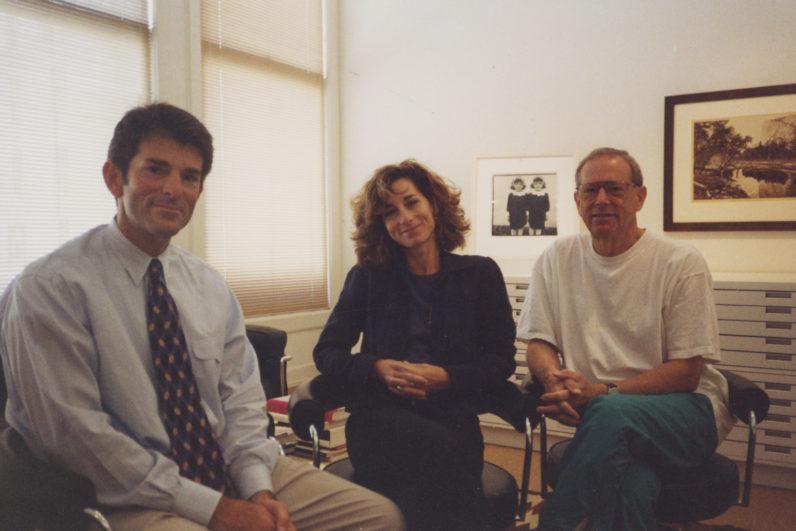 Jeffrey Fraenkel, Frish Brandt, and Albert Fraenkel