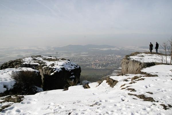 Römisches Soldatenbrot auf dem Staffelberg