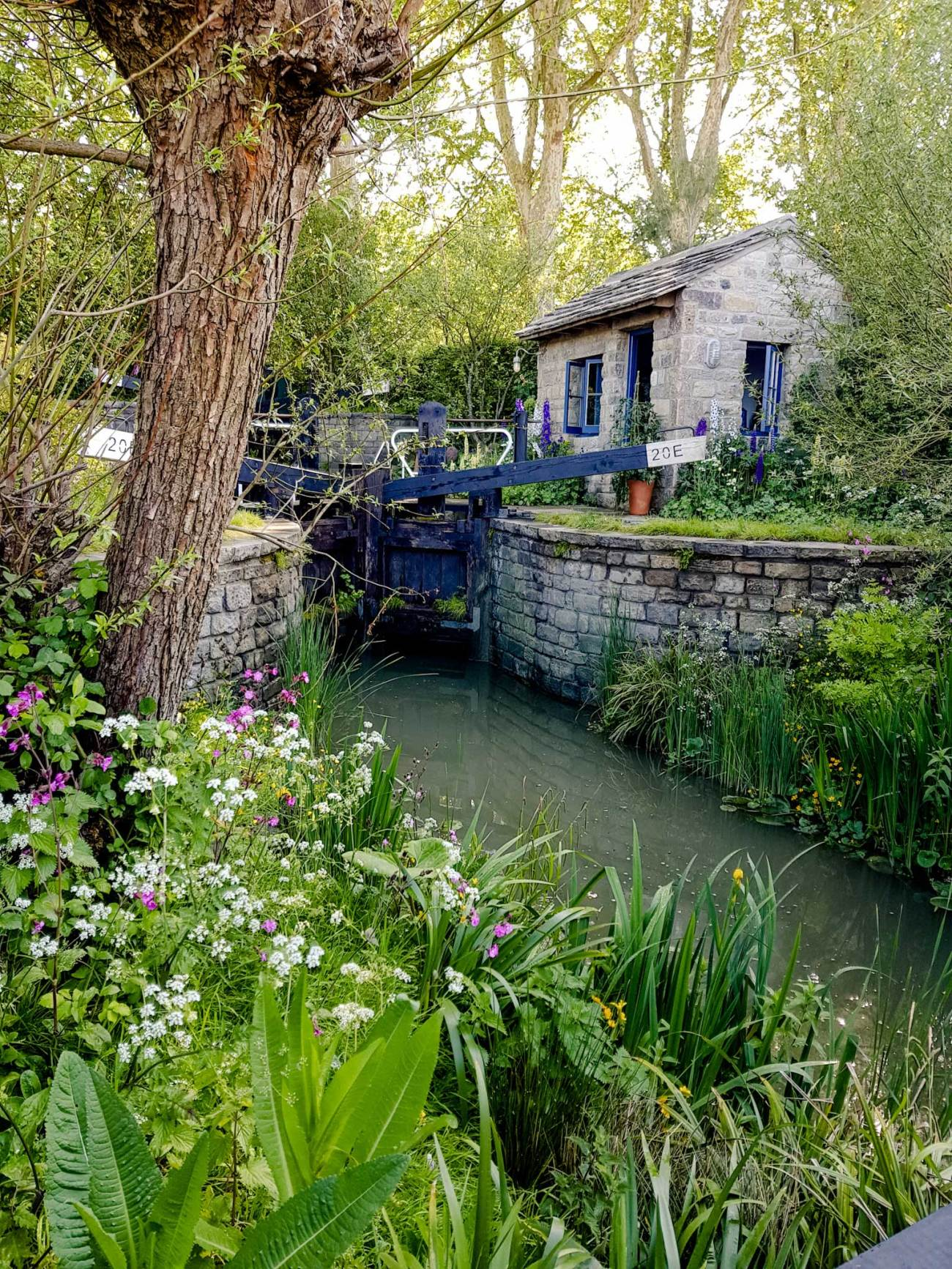 Yorkshire Garden