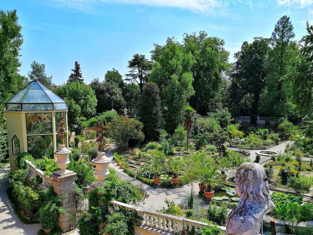 Botanischer Garten Padua