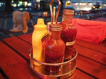 Letztes Abendessen in Skandinavien