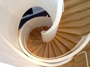 Basel Vitra Haus Treppe