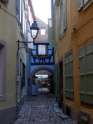 Gässchen in Colmar