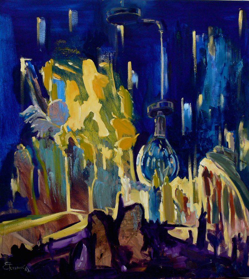 Elena Telyatnik, Path of Soul 4, 2016