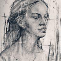 Alice Herbst, Portrait 1, 2016