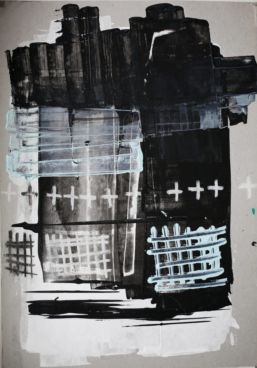 Gilles Murell, Zirbenschnappssturmkommando + Lollipopkreuzverhör, 2018