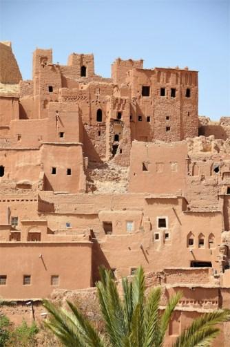 Ajt-Bin-Haddu Ksar Maroko 007