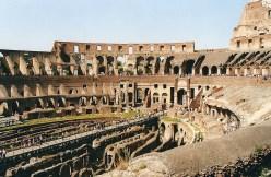 Rzym_Koloseum_wnętrze 03