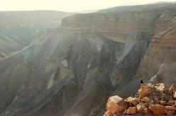Izrael-zwiedzanie twierdzy Masada