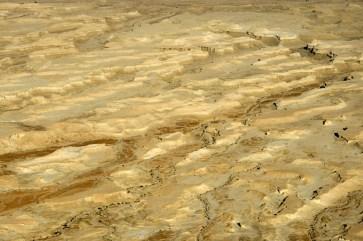 Izrael-zwiedzanie twierdzy Masada 016