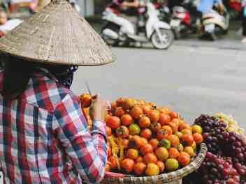 Wietnam jedzenie na ulicach Hanoi-027