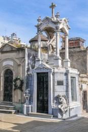 cmentarz Recoleta w Buenos Aires 007
