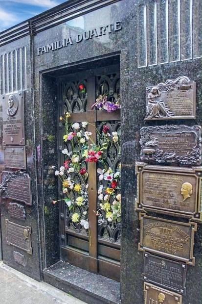 cmentarz Recoleta w Buenos Aires 010