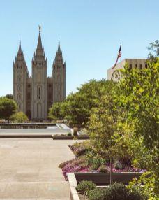 Stany Zjednoczone Salt Lake City stan Utah 017