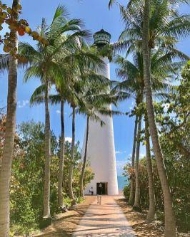 USA-stan Floryda-Key Biscayne-latarnia morska 02
