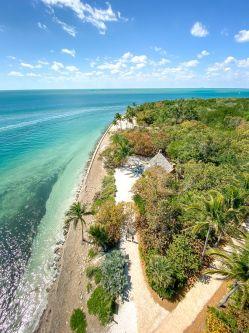 USA-stan Floryda-Key Biscayne-widok z latarni morskiej 08