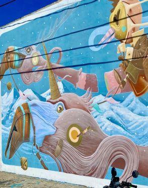 street art atrakcje zwiedzanie co warto zobaczyć w Miami dzielnica graffiti Wynwood 030