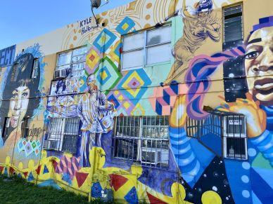 street art atrakcje zwiedzanie co warto zobaczyć w Miami dzielnica graffiti Wynwood 043