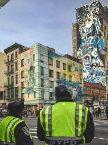zwiedzamy Nowy Jork street art NYC 012