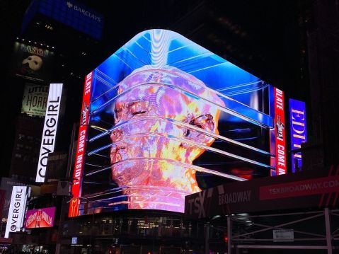 119 Nowy Jork -Times Square