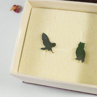 Owl Earrings (3 of 5)