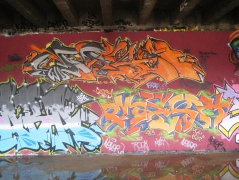 BABA JAM - graffiti - Besancon - nov 2012 Baba Mesh