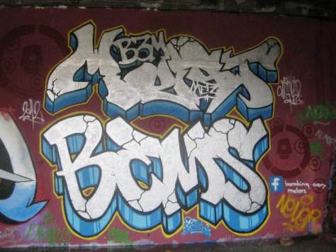 BABA JAM - graffiti - Besancon - nov 2012 Mest - Bems (1)